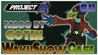 Project M Goten Falco combo video ( Footstool , flashy combos and more )