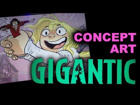 Трейлер Великаны / Gigantic