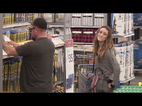 Ellen's Writers Talk to Walmart Shoppers Using Only Song Lyrics