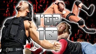 WWE TOP 10 Finishers 2014