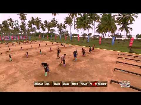 Survivor All Star - Sembol Oyunu (Erkekler Takımı) (6.Sezon 10.Bölüm)