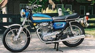7. Yamaha XS650 History 1970-1983