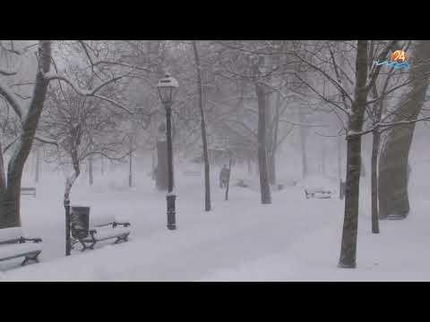 Śnieg pada i u nas