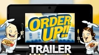 Order Up Launch Trailer