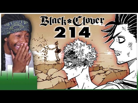 GUESS WHO IS BACK??!! | Black Clover Chapter 214 Live Reaction | ブラッククローバ