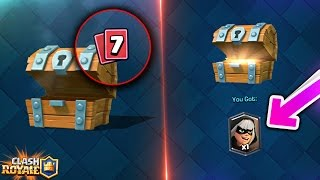 Video VISUAL GLITCH to OPEN a LEGENDARY or SUPERMAGICAL CHEST within FREE CHESTS!! Clash Royale [ReTrex] MP3, 3GP, MP4, WEBM, AVI, FLV Juni 2017