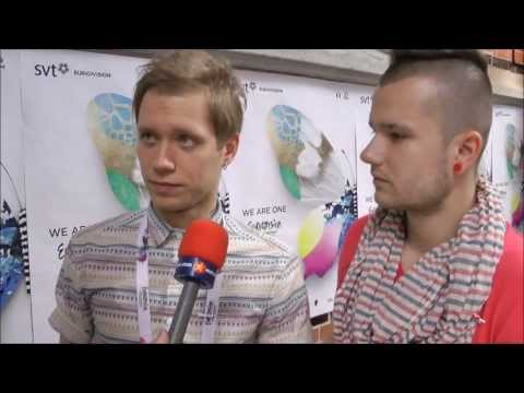 Latvia 2013: Interview with PeR