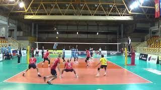 CEV CUP 2020-2021 Mladost vs Montpellier 1:3