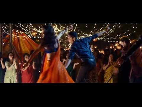 Dev Patel dancing scene..the second best exotic marigold hotel...