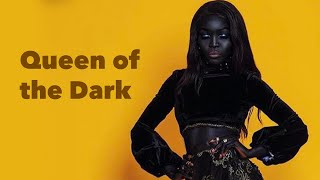 """This """"Queen of the Dark"""" Got Bullied And Is Now A Model"""