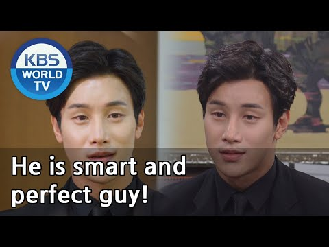 (1Click Scene) He is smart and perfect guy! [Man in a Veil/ENG/2020.10.22]