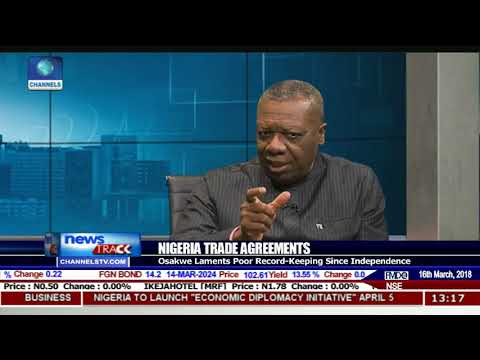 Amb Osakwe Laments Poor Record-Keeping In Nigeria Since Independence