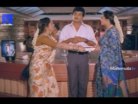 Rajendra Prasad in Trouble - Ladies Doctor Movie || Rajendra Prasad | Vineetha | Keerthana