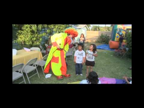 Kids Party Clowns For Hire and All Birthday Clown Rentals