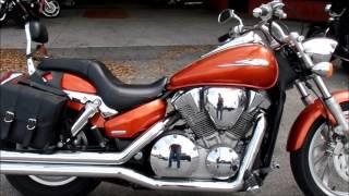 9. 2006 Honda VTX1300