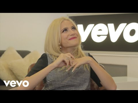 Pixie Lott: Vevo UK Twitter Takeover