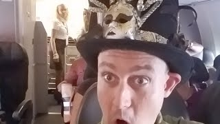 "Flight attendant got really pissed that i was doing a live stream on the plane. They came latter after I was done filming and yelled at me and said that they would notify the authorities and arrest me. Seriously? I filmed this using the wifi that was on the Airplane and I couldn't believe I was streaming live.http://www.specialhead.com Special Head LevitationHe is  best known for his appearances on America's Got Talent in 2013 /2014 and subsequent viral videos of his Levitation acts. His America's Got talent performances were viewed by more than 40 million people on YouTube alone!""The popularity amongst Children across America following my viral appearances really inspired me, That I've been given an opportunity to be a good roll model for kids. Thats a great reason to wake up in morning"" -Wolverton""My artistic Vision is greatly influenced by my upbringing in the Native American Peyote Way Church and the Baha'i Faith. I realized that  1,000 years ago all art, performance, music, and dance was done through spiritual inspiration. The original performances were ritual and Ceremony. It wasn't until the Renaissance  that making a living through art became more widespread. Through my performances I intend to bring us back to an age of mysticism. Reminding people that performance is a ritual and that magic can be spiritual. The Special Head show goes beyond a traditional magic show. Not only does Wolverton perform Music while simultaneously performing magic illusions, Wolverton also incorporates thought provoking theatrics into his many acts. Danny uses illusions to cause the viewer to question ""what it means to be human."" His show is flexible and can be adapted to entertain many different age groups.Wolverton first began his entertainment career street performing as a human statue. And Danny continues to use the chaotic stage that is the street in his internet TV series. In the ""Special Head Show "" Wolverton acts as a host to a travel show adventures, and hidden camera practical Jokes on the street in different places around America.Wolverton's performances have been featured in many well known shows including America's Got Talent, Beacher's Mad House MGM Las Vegas, The CD release parties's of Miley Cyrus, and Paris Hilton, Good Day New York, The documentary ""Spark: A Burning Man Story"" Tengo Talento Mucho Talento, Das Super Talent, and The Matthew Silver Show.Press:""I can't say enough about Special Head and his levitation act. Not only was his illusion incredible, but it was like looking in the mirror. And I realized walking away from last night's show that I, too, have a special head!"" — Howie Mandel, ParadeSpecial Head Has a Surprising Talent. What I love about the show it's fun for the whole family. for the first time in the show's history last night Howard put the x up as in go home, and then took it down. I though that was fantastic, the Floating Man!""- Wendy Williams, ""The Wendy Williams Show"" 6/5/13I made a big mistake and I failed at Levitation. I went to Wilmington North Carolina to perform at the Port City Ribfest. It seem like a good idea when someone suggested I perform in the wrestling ring with pro wrestlers fighting me. As you can see it turned out to be a very bad idea. The most important thing is for you to be able to prize your shortcomings as funny humorous learning lessons. But I was redeemed because my uncle also lives in Wilmington North Carolina took me for a flying lesson and his airplane. I want you to question reality so I'll let you figure out for yourself how this is done. Weather you boast conclusion is a test of humility. Levitation (Character Power), Physics (Field Of Study), Head, Magic, Magic (Quotation Subject), Card, Special, Revealed, Inside, David, Card Trick, Cards, Illusion, Special Head, Levitate, America's Got Talent, Levitating, Sand, Levitates, cane wtf, special head levitation, wtf, levitation, agt beg, character power, talent, special head levitates, head levitates with out cane, danny wolverton special head, specialhead special head, Magician, danny wolverton special, trick, twitter, comSpecial Head Floats Danny Wolverton WolvertonSpecial Head Special Head Special Head Special Head Special Head Special HeadAmerica's Got TalentLevitation (Character Power), Physics (Field Of Study), Head, Magic, Magic (Quotation Subject), Card, Special, Revealed, Inside, David, Card Trick, Cards, Illusion, Special Head, Levitate, America's Got Talent, Levitating, Sand, Levitates, cane wtf, special head levitation, wtf, levitation, agt beg, character power, talent, special head levitates, head levitates with out cane, danny wolverton special head, specialhead special head, electro magnetic tesla coil, Magician, danny wolverton special"