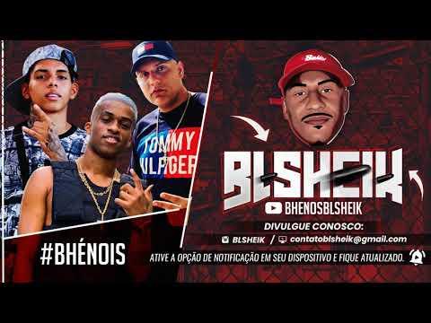 MC RICK, MC FAHAH, MC DENNIN E MC PR - BRISA DO QUEIMA LENTO - DJ TG DA INESTAN & DJ JOAO DA INESTAN