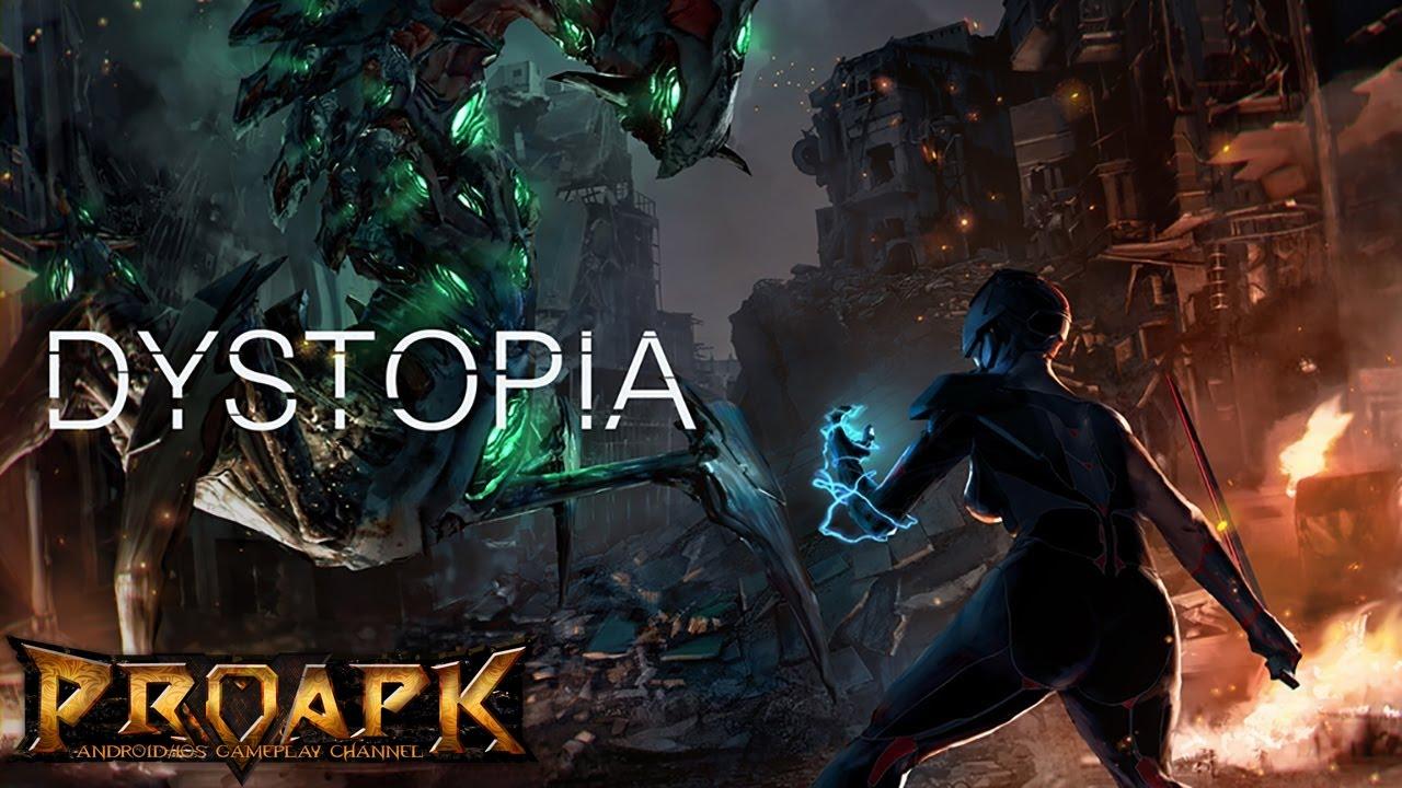 Dystopia - The Crimson War