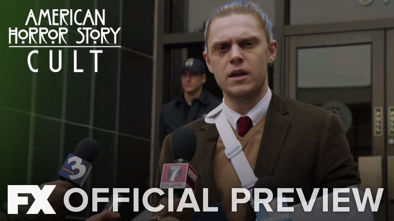 American Horror Story: Cult | Season 7: Official Preview | FX