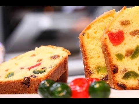 Choumicha cake aux fruits confits le monde le la cuisine - Cuisine choumicha youtube ...