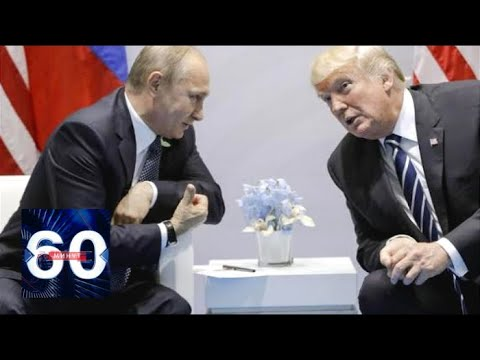 Встреча Путина и Трампа - головная боль Киева 60 минут от 21.06.18 - DomaVideo.Ru