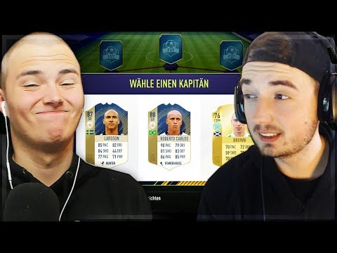FIFA 18: GLATZEN FUT DRAFT BATTLE vs MARCELSCORPION