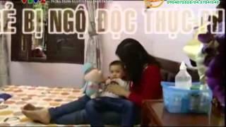 Cách xử trí ngộ độc thực phẩm cho trẻ tại nhà