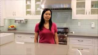 Customer Testimonial & Tour of Kitchen Remodel in Irvine by APlus Interior Design & Remodeling