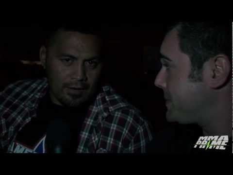 Mark Hunt Overeem Cheats