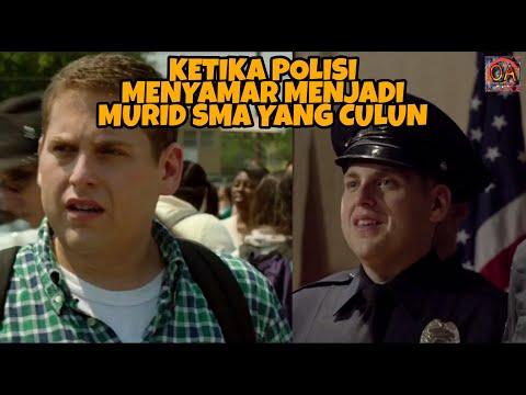 TIDAK ADA YANG MENYANGKA JIKA MURID CULUN INI ADALAH POLISI!   Alur Cerita 21 Jump Street (2012)