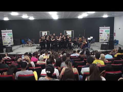 I Festival Aldeia Musical  2018 - Participação Coral São José