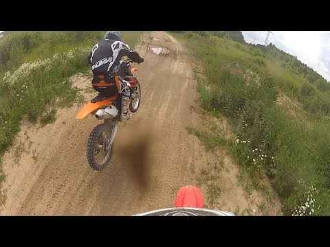 Как сделать мотокосу видео
