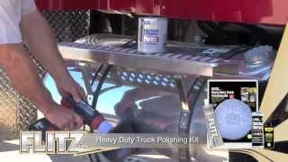 Flitz Heavy Duty Truck Polish