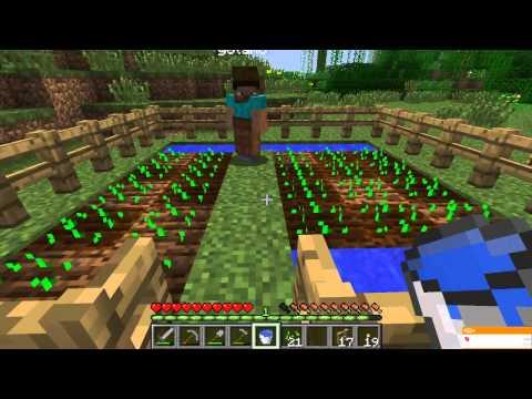 מיינקרפט - איך משחקים מיינקרפט - פרק 3 (Minecraft Survival Guide) בסדרה נעבור על כל מה שצריך כדי לשרוד במיינקרפט, וגם איך לעשות דברים מגניבים.
