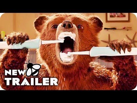 Paddington 2 Trailer 2 (2017)