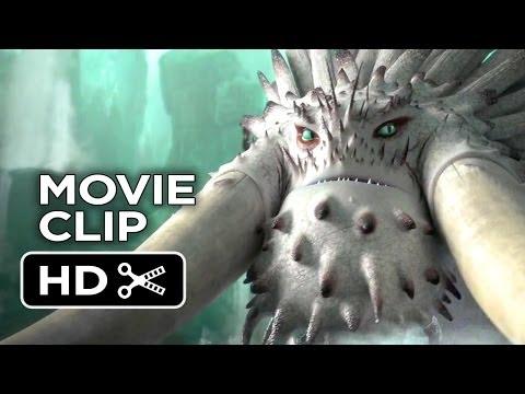 How To Train Your Dragon 2 Movie CLIP - Dragon Sanctuary (2014) - Gerard Butler Sequel HD