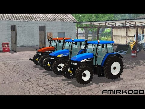 New Holland Set v1.0