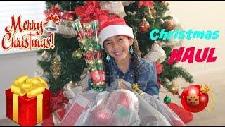 HUGE CHRISTMAS HAUL| Dollar Store Haul| Christmas 2014|B2cutecupcakes