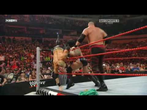 CM Punk vs Kane vs Shelton Benjamin vs Finlay vs Mark Henry vs Christian vs Kofi Kingston vs MVP