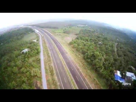 Video tuyệt đẹp cao tốc Long Thành - Dầu Giây