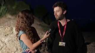 Marco Lagala all'Ischia Film Festival 2014