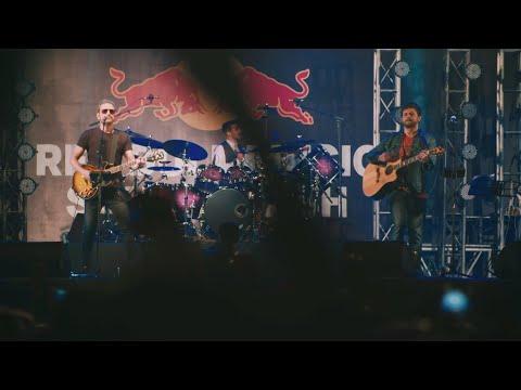 Sar Kiye Yeh Pahar (Live) - Strings - Ali Azmat - RedBull Music SoundClash