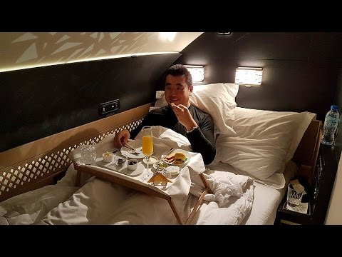 Etihad A380 The Residence Complete Flight Review