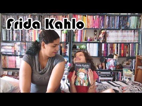 """Conversando sobre o livro """"Frida Kahlo - Uma biografia"""" da Maria Hesse"""