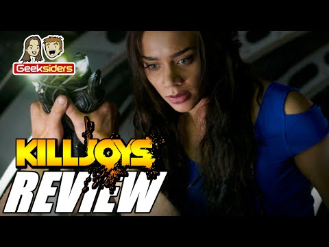 "Review: KILLJOYS || Season 2 Episode 5 || ""Meet the Parents"" (SPOILERS!)"