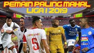 Video 6 Pemain Termahal Liga 1 2019 MP3, 3GP, MP4, WEBM, AVI, FLV Juli 2019