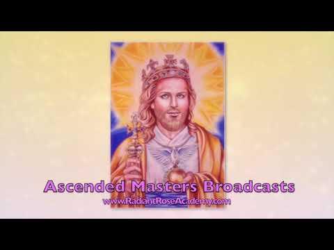 Ascended Masters Broadcasts:Vol 65. Beloved Jesus. April 9, 2021