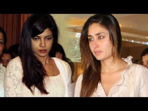 Priyanka Chopra's Father's Condolence Meeting