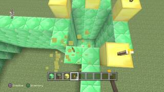 Minecraft: PlayStation®4 Edition HOW TO BUILD A CASTLE